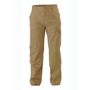Bisley BP6999 – Cool Lightweight Cargo Pant Khaki