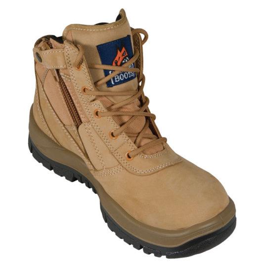 Mongrel 261050 Wheat Zipslider Boot