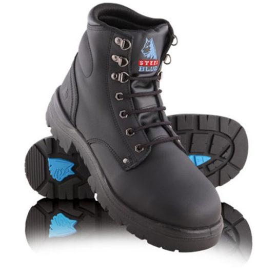 Steel Blue Argyle 312102 Black