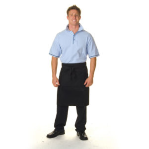 Poly Cotton Half Apron
