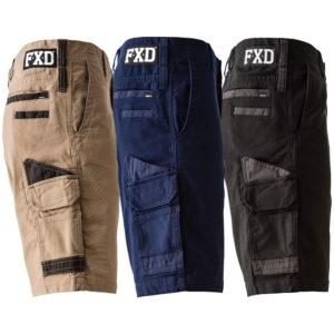 FXD WS-3 Stretch Short