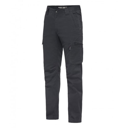 King Gee K13290 Lightweight Summer Tradie Pant charcoal