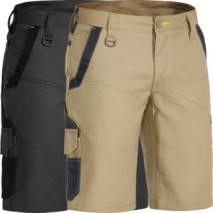 Bisley Flex and Move Cargo shorts