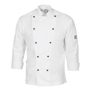 DNC 1104 L/S Cotton Chef Jacket