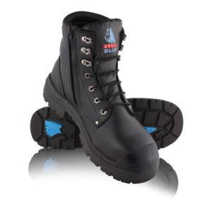 Steel Blue 342152- Argyle Zip w/ Bump Cap