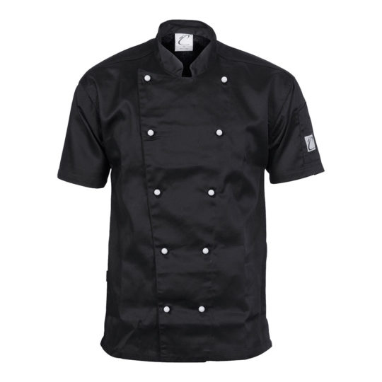 DNC 1101 S/S Traditional Chef Jacket