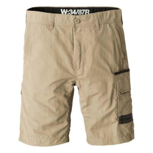 FXD LS1- Light Weight Cargo Short Khaki
