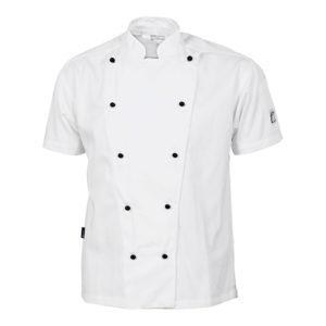 DNC S/S Cotton Chef Jacket