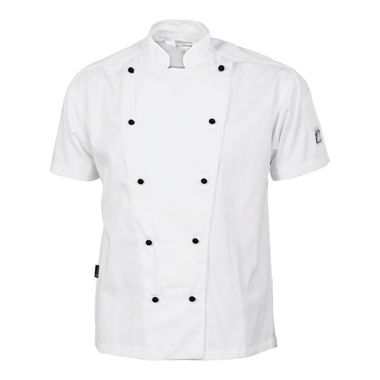 DNC S/S Cotton Chef Jacket