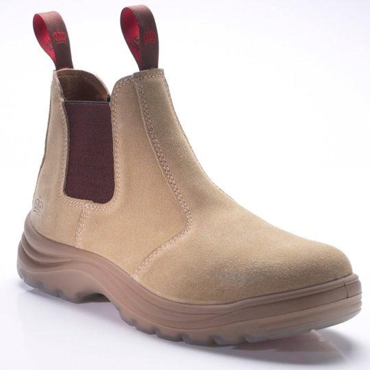 King Gee Flinders Suede Boot