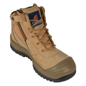 Mongrel 461050 Wheat Zipslider Boot