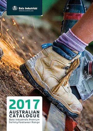 Bata Industrials 2017 Catalogue