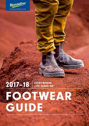 Blundstone 2017/2018 Footwear Guide