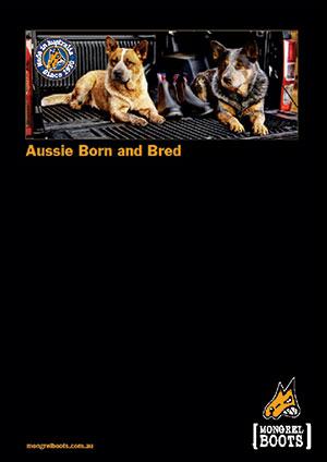 Mongrel Boots 2017 Catalogue Volume 2